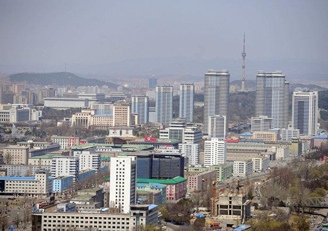 俄罗斯驻平壤大使与韩国副外长进行会面