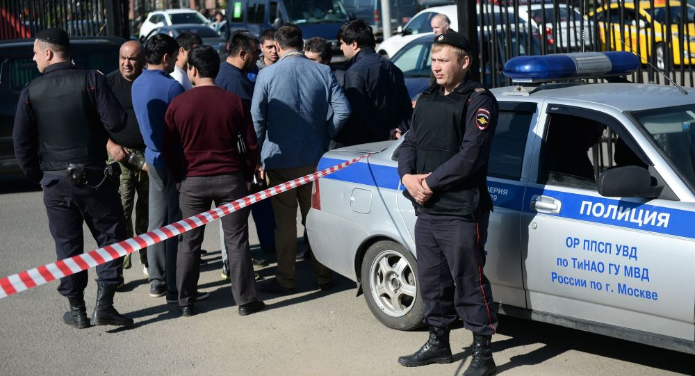 俄塔兩國內務部長討論莫斯科陵園群毆事件