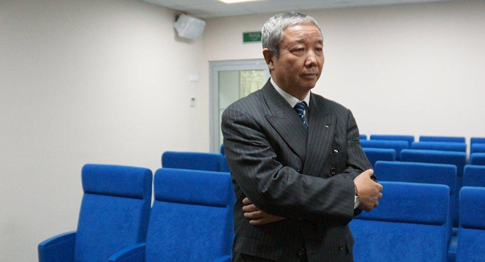 国际武术联合会主席于再清