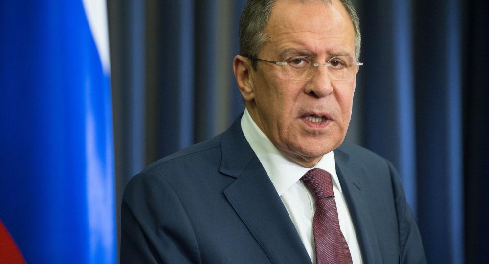 拉夫罗夫:俄希望芬兰不参与反俄行动