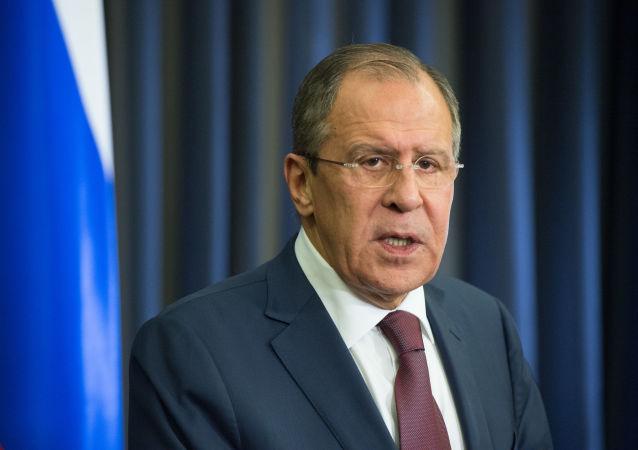 俄外长:布鲁塞尔仍不愿制定与俄关系的务实方针