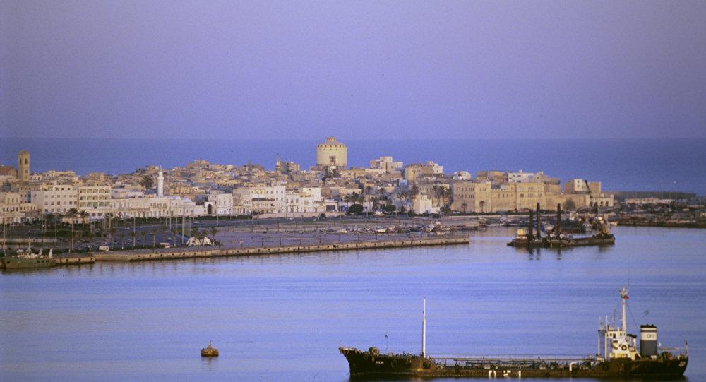 的黎波里, 利比亚