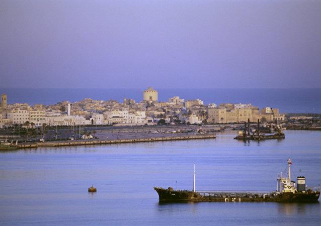 利比亚国民军:利比亚海军扣押一艘土耳其船只