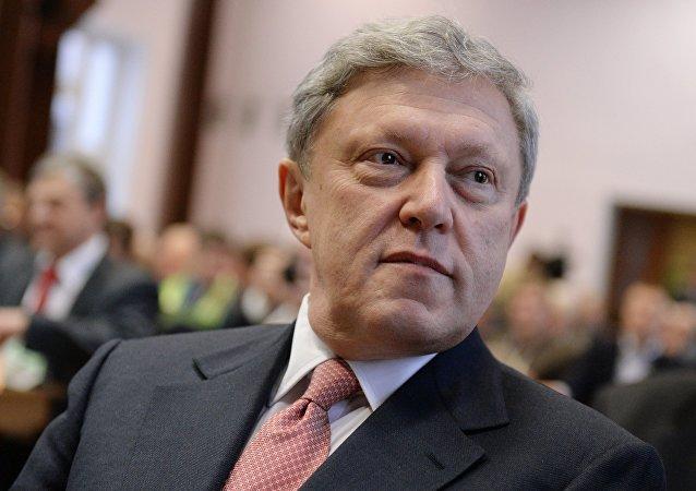 格里戈里•亚夫林斯基