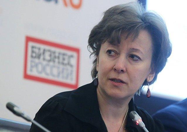欧亚经济委员会贸易部长维罗妮卡·尼基申娜
