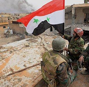 消息人士:叙利亚军完全恢复对阿勒颇南部防空部队营地的控制