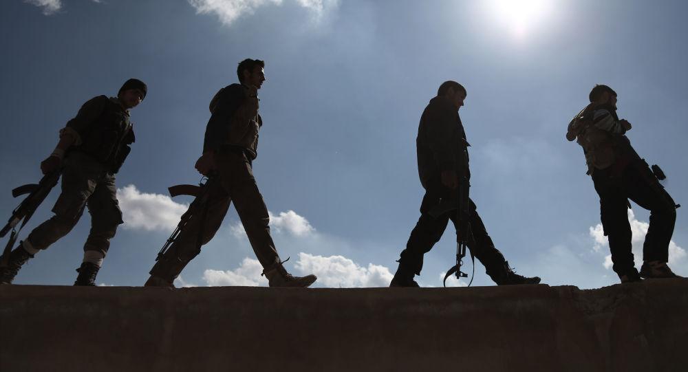 俄外交部:区分叙温和反对派和恐怖分子的工作应于现在开展