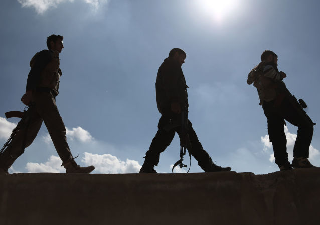 叙利亚反对派