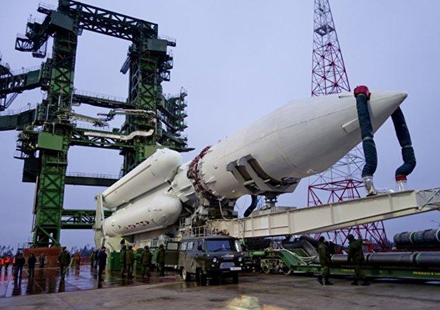 """专家:尽管缺乏有效载荷但仍需研制""""安加拉""""超重型火箭"""