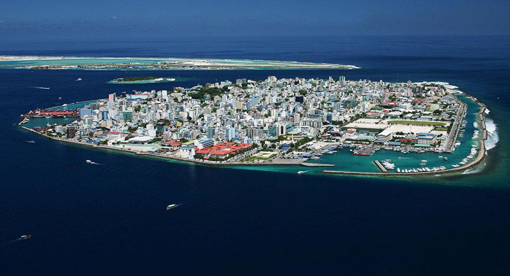 马尔代夫共和国首都马累