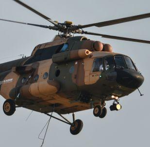 米-17B5直升机