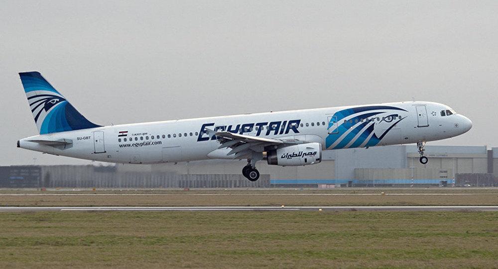埃及航空客机