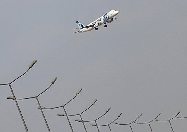 埃及航空失联客机上有法国公民15人和埃及公民30人
