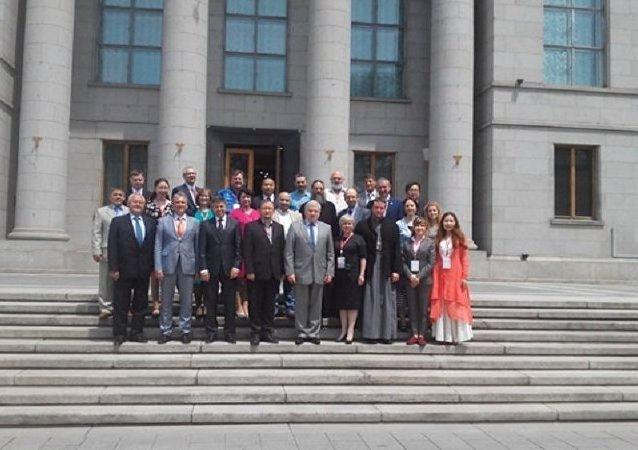 第十届在华俄侨大会在北京召开