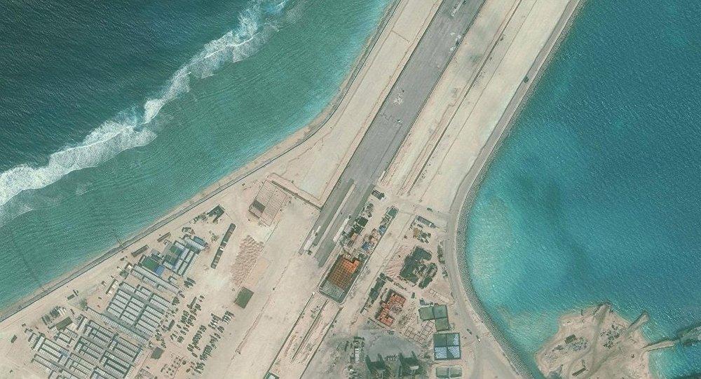 报告:中国将在南海规避或致与美对峙的激烈举动