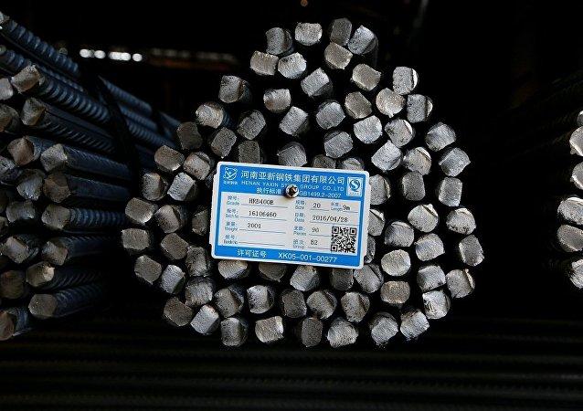 中国进出口银行原行长:中国用钢量尚未达到峰值