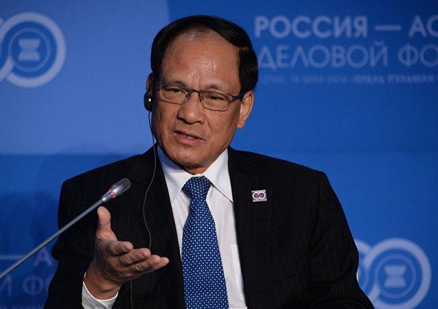东盟秘书长:TPP不会妨碍俄罗斯与东盟间的合作