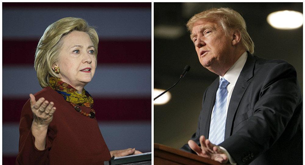 民调:欧洲人受主流媒体影响对克林顿持好感