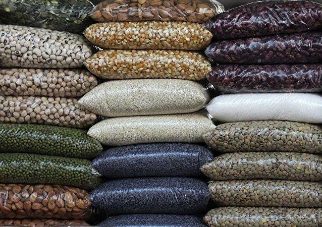 中国大型超市将售俄车里雅宾斯克州食品
