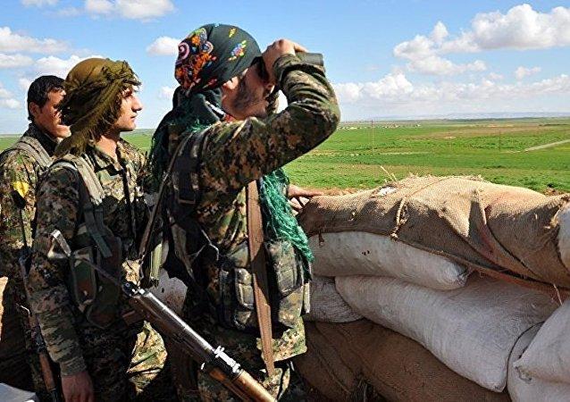 """库尔德人将在未来数小时对叙""""伊斯兰国""""的""""都城""""拉卡发起强攻"""