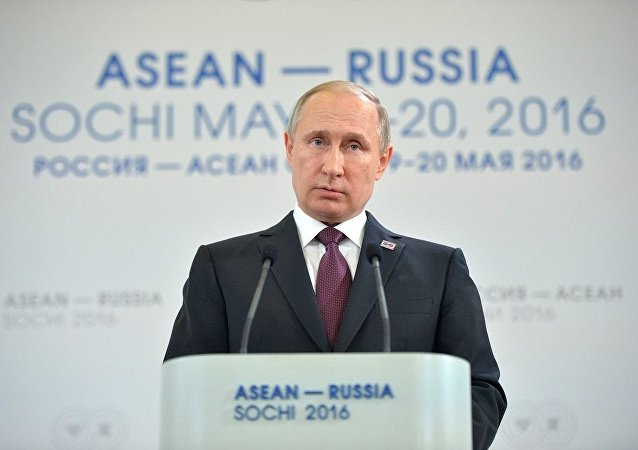 普京:几乎所有东盟成员国都希望吸引俄游客