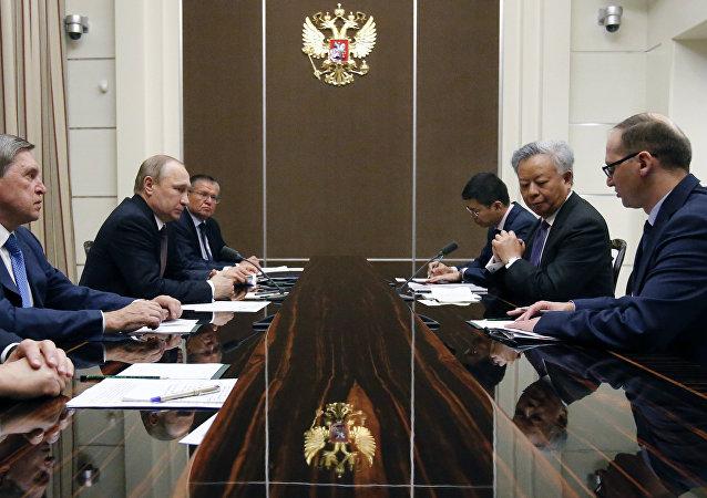 亚投行将开创中俄合作新纪元