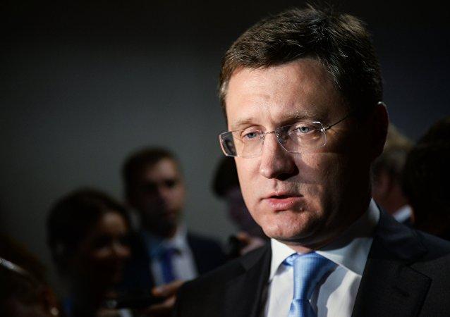 """俄能源部长称将于""""剑桥能源周""""与印度石油天然气部长举行会晤"""