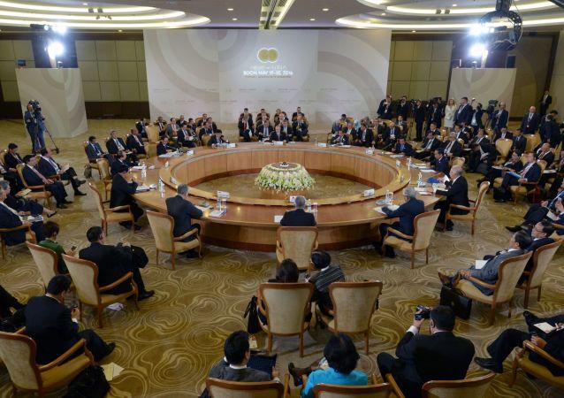 索契宣言:俄罗斯与东盟将发展反恐合作