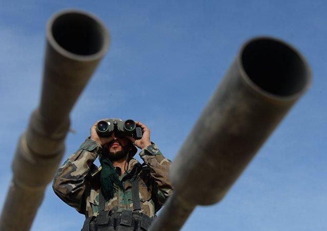 叙利亚军人在哈马省消灭100余名恐怖分子