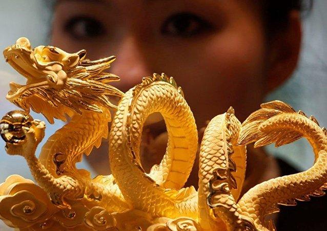中国向伦敦黄金交易所发出新的挑战