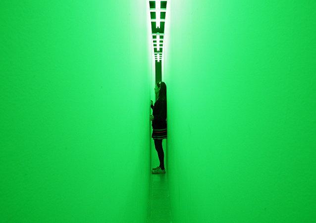 绿色可治疗偏头痛