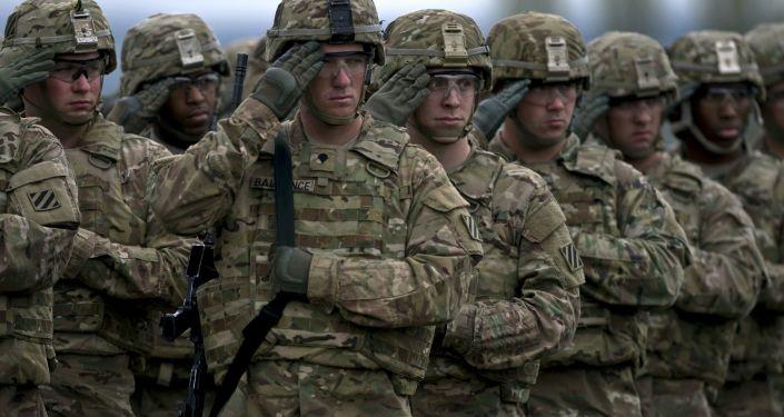 特朗普政府将提议把军费增加540亿美元