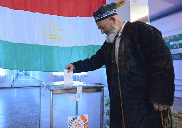 塔吉克斯坦议会选举