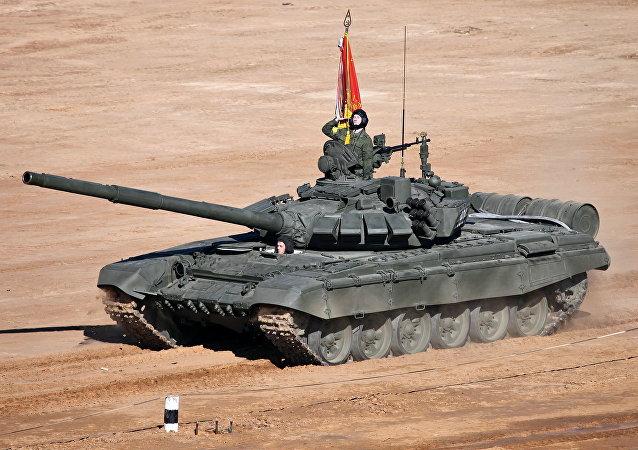 T-72B3 坦克