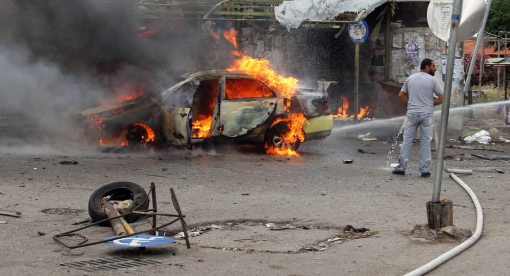 消息人士:代尔祖尔汽车炸弹爆炸导致20人死亡