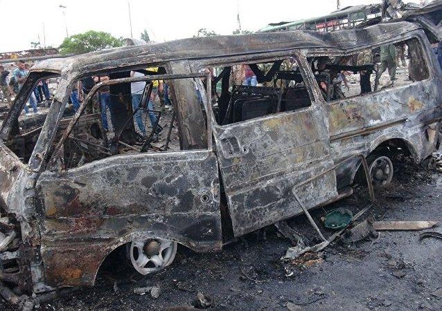 叙利亚爆炸