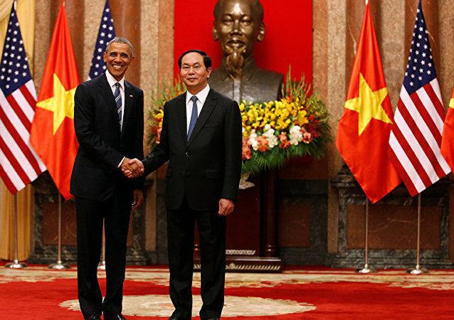 中国专家:美越军事合作加强或将影响俄越关系