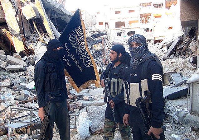 俄安全会议秘书:约2700名北高加索居民为中东恐怖分子作战