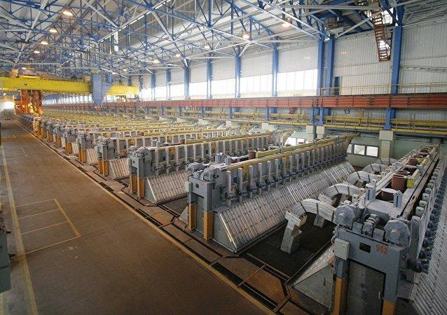 中国企业或投资俄罗斯铝业
