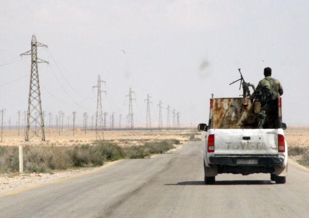 """叙军司令部将""""安静制度""""延长至7月14日"""
