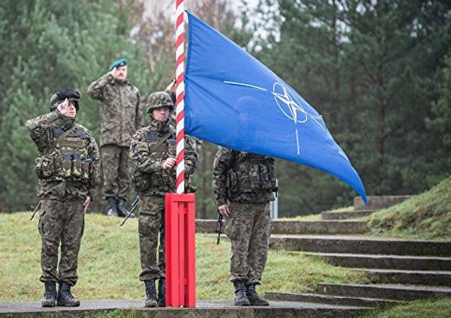 英国国防部:北约能在数小时内将部队部署到东欧