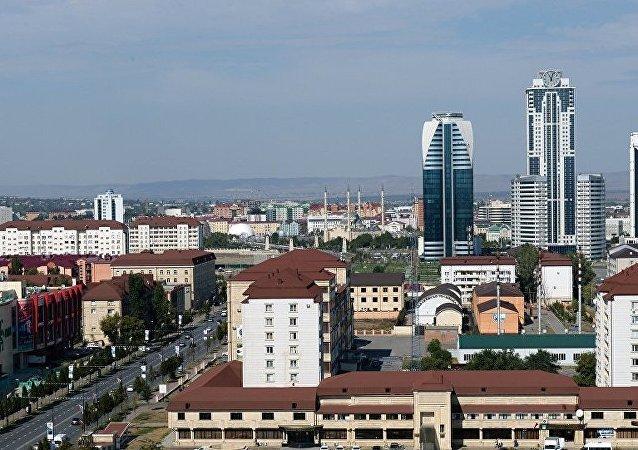 车臣共和国格罗兹尼市