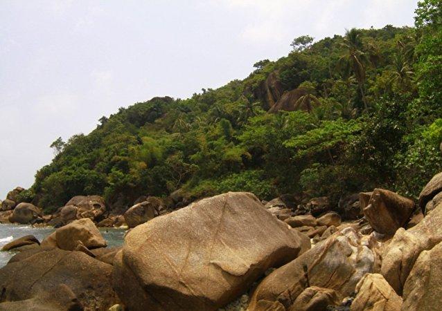 泰国苏梅岛