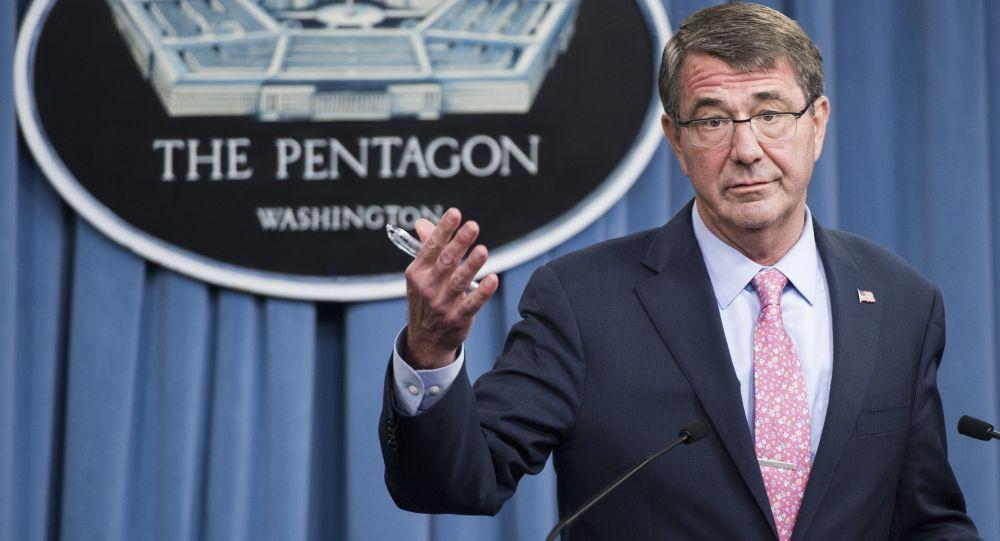 """美防长:华盛顿已开始回应俄""""干预""""大选行为"""