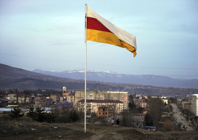 俄政府批准南奥塞梯个别分队加入俄武装力量的草案