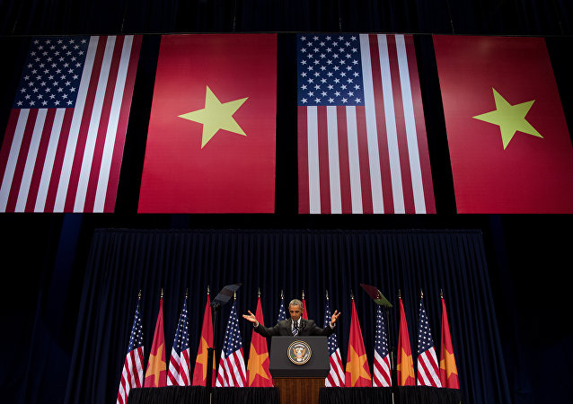 中国专家:美国解除对越武器禁运更具政治意义