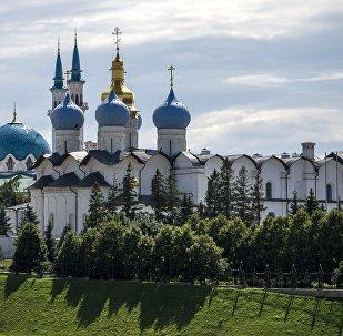 俄韃靼斯坦首都喀山