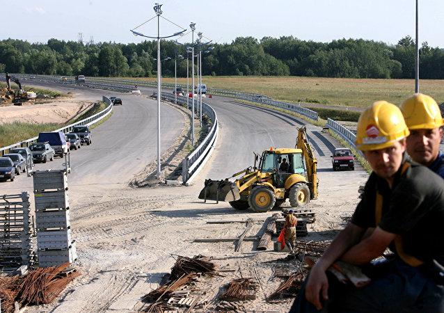 日本投资者有意参与哈巴罗夫斯克收费公路项目