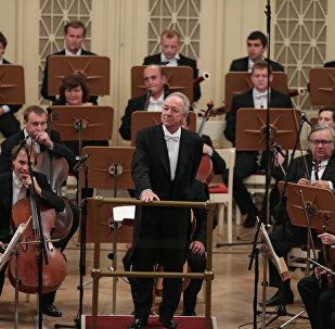 聖彼得堡交響樂團將於4月底登台中國國家大劇院