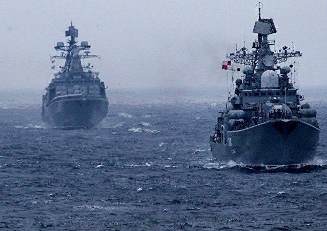 黑海舰队年底前将接收第一批三艘11356型护卫舰